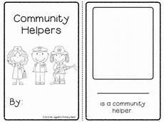 community helpers unit for prek kindergarten or first grade tpt