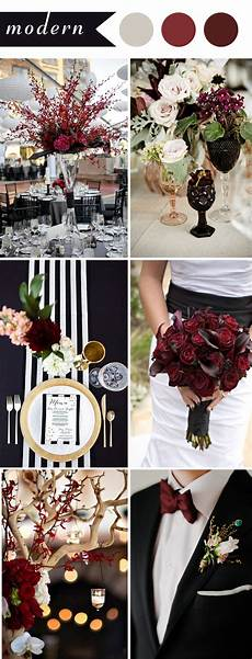 burgundy wedding themes ideas for 2017