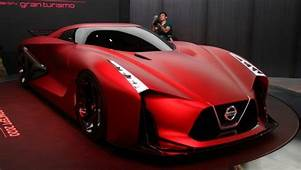 2014 Nissan Concept 2020 Vision Gran Turismo Review  Top
