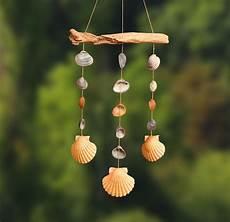 Basteln Mit Muscheln Windspiel - pin by marilyn on sea shells artesanato