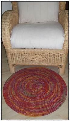 kleine teppiche kleiner teppich aus recyceltem stoff in 2020 teppich