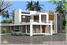 contemporary kerala house plans modern contemporary kerala villa kerala home design and
