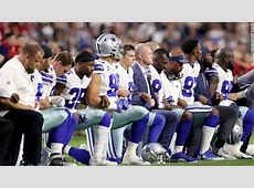 nfl players and national anthem