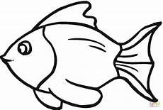 Malvorlage Fisch Umriss Ausmalbilder Fische Gratis Fr Kinder Babyparty Malvorlage