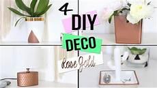 Diy Deco Cuivre Gold Pour Chambre Salon Bureau