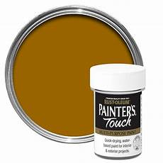 rust oleum painter s touch interior exterior antique gold gloss multipurpose paint 20ml