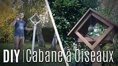 Fabrication D Une Cabane 224 Oiseaux En Bois De Palette