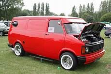 custom rod vans 1981 bedford cf dtv by trigger s