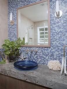 mosaic tile bathroom ideas spaces in your small bathroom hgtv