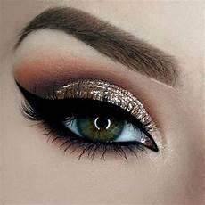 smoky yeux verts 201 l 233 gant 31 beau stock de maquillage