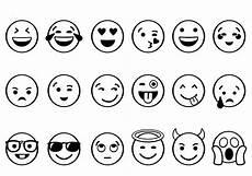 Emoji Malvorlagen Adalah Emoji Coloring Pages