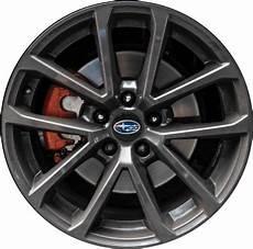 subaru wrx wheels rims wheel rim stock oem replacement