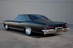 Fesler Modified 1963 Buick Riviera Looks Sinister