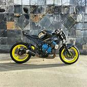 Custom Modified Yamaha R6 With Images  Street Fighter