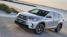 2019 Toyota Kluger by New 2019 Toyota Kluger Specs Features