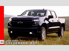 2019 Chevy Silverado RST   Chevrolet   YouTube