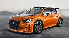 New Peugeot 208 Gets Rally Clothing We Absolutely It