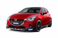 2016 Mazda2 And Cx 3 Get Aggressive Kits From Damd In