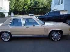 how cars work for dummies 1984 mercury marquis regenerative braking 1984 mercury grand marquis information and photos momentcar
