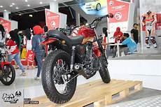 Biaya Modifikasi Scrambler by 2 Modifikasi Honda Verza Klasik Fairing Ridergalau