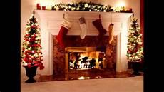 Wie Dekorieren Sie Einen Kamin Weihnachten Ideen