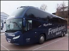 Neoplan Cityliner Frankenland Reisen Aus Deutschland