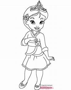 disney s princesses coloring pages disneyclips