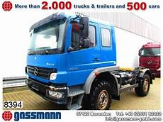 mercedes lkw gebraucht mercedes atego 1018a4x4 chassis lkw fahrgestell in