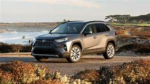 Review Impressive Update For The Redesigned 2019 Toyota