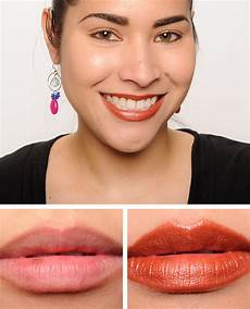 maybelline yummy plummy mochachino colorsensational lip colors reviews photos swatches