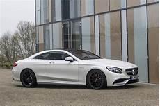 Stunning Mercedes S 63 Amg Coupe Revealed