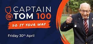 Image result for captain tom 100