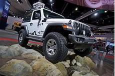 2019 jeep wrangler la auto show 2019 jeep wrangler