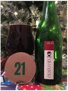 1 advent 2016 datum brewdog advent calendar 2016 1 3 with images advent