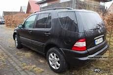 mercedes ml 270 gebraucht 2003 mercedes ml 270 cdi car photo and specs