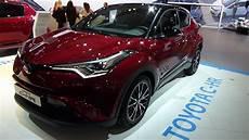 2018 toyota c hr 1 8 vvt i hybrid exterior and interior
