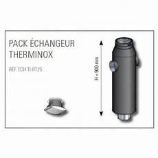 recuperateur de chaleur poele a granule 73310 pack 233 changeur pour po 234 le 224 bois therminox r 233 seau de distribution diam 232 tre 125 poujoulat