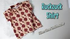 ruckzuck shirt n 228 hanleitung ohne schnittmuster f 252 r - Schnittmuster Für Anfänger