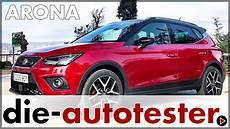 2017 Seat Arona Das Neue Suv Der Spanier Im Test