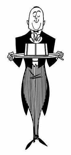 best butler illustrations royalty free vector graphics
