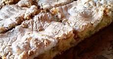 Rhabarberkuchen Mit Baiser Vom Blech - rhabarberkuchen mit baiser vom blech inky001 ein