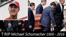 michael schumacher tod rip michael schumacher dead funeral ceremonies of michael