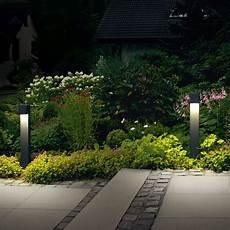 led beleuchtung garten bega 77237 77238 pollerleuchte led products