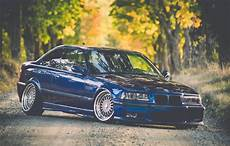 bmw e36 tuning bmw e36 m3 tuning stance blue hd wallpaper