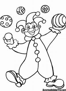 Bilder Zum Ausmalen Clown 8 Besten Ausmalbilder Clown Zum Ausdrucken 1ausmalbilder