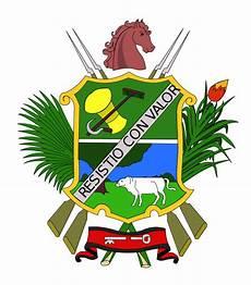 simbolos patrios de monagas file escudo de monagas svg wikimedia commons