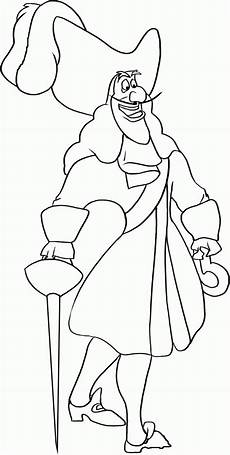 Captain Hook Malvorlagen Terbaik Captain Hook Coloring Page Coloring Home