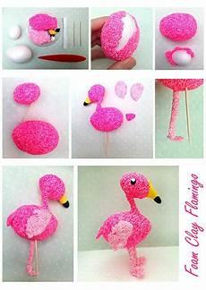 Bügelperlen Kreative Ideen - flamingo lama bastelideen f 252 r foam clay hama