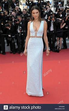 Filmfestspiele Cannes 2017 - alessandra ambrosio 69 cannes festival 2017 stock