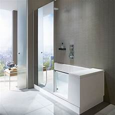 Dusch Und Badewanne - duravit shower bath dusch badewanne ecke links 170 x 75